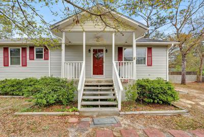 Oak Island Single Family Home For Sale: 310 NE 42nd Street