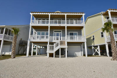 Holden Beach Single Family Home For Sale: 113 Deal Drive