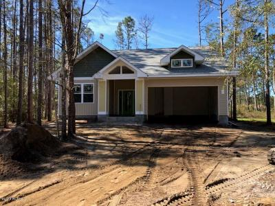 Southport Single Family Home For Sale: 21 Cherry Road