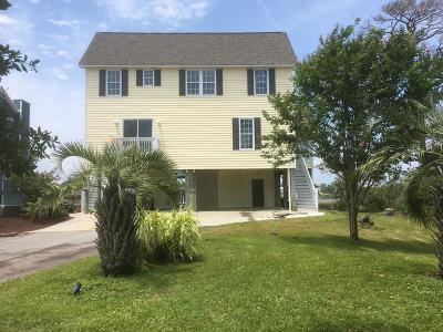 Emerald Isle Single Family Home For Sale: 7024 Emerald Drive