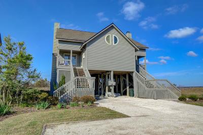Topsail Beach Condo/Townhouse For Sale: 2139 Ocean Boulevard #A