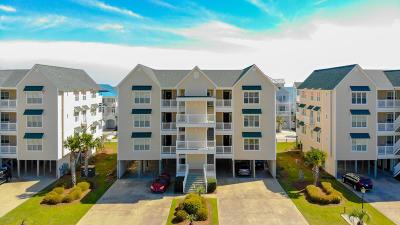 Ocean Isle Beach Condo/Townhouse For Sale: 4 Jan Street #A