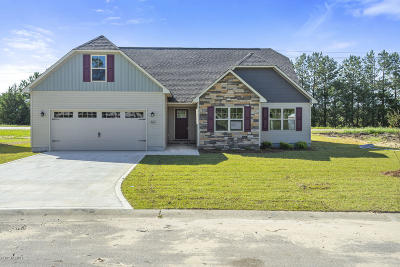 Onslow County Single Family Home For Sale: 212 Holly Grove Court E