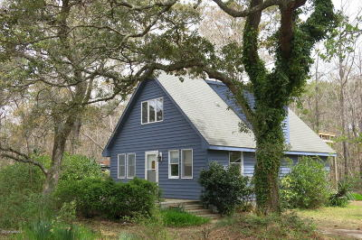 Beaufort NC Single Family Home Pending: $149,000
