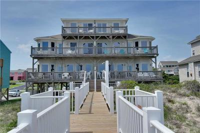 Emerald Isle Condo/Townhouse For Sale: 6101 Ocean Drive #W