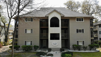 Sunset Beach Condo/Townhouse For Sale: 802 Colony Place #F