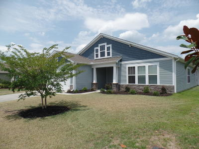 Calabash Single Family Home For Sale: 2130 Kilkee Drive