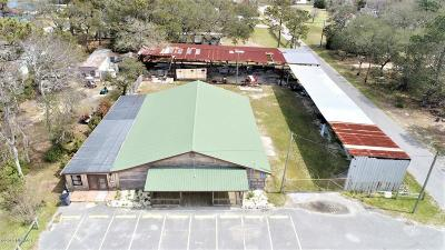Brunswick County Commercial For Sale: 3792 Sunset Harbor Road SE