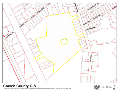 New Bern Residential Lots & Land For Sale: 4016 Us Highway 70 E