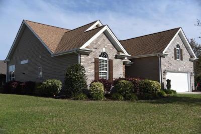 Calabash Single Family Home For Sale: 2153 Kilkee Drive