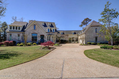 Wilmington Single Family Home For Sale: 1512 Landalee Drive
