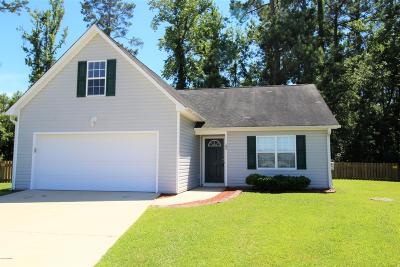 New Bern NC Single Family Home For Sale: $165,000