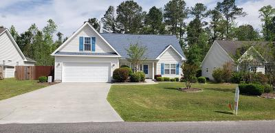 Leland Single Family Home For Sale: 624 Pine Branches Circle SE
