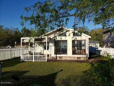 Lake Waccamaw Single Family Home For Sale: 3917 Waccamaw Shores Road