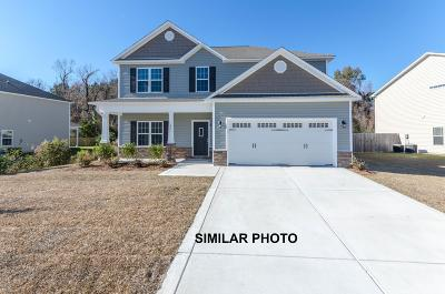 Jacksonville Single Family Home For Sale: 315 Old Snap Dragon Court