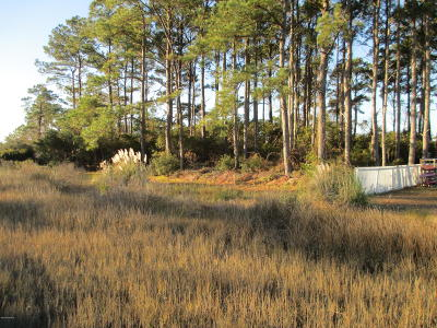 Beaufort Residential Lots & Land For Sale: 211 Straits Drive