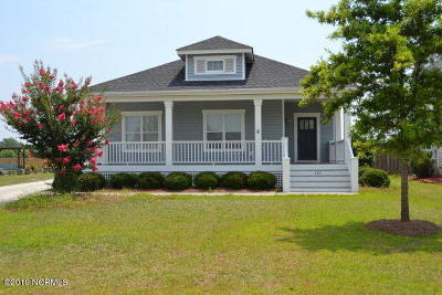 Sneads Ferry Single Family Home For Sale: 405 Bald Cypress Lane