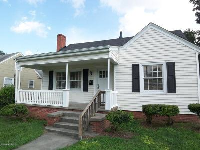 Greenville Single Family Home For Sale: 1804 E 3rd Street