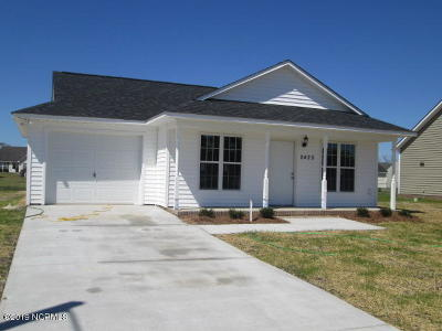 Edgecombe County Single Family Home For Sale: 2425 Shreve Road