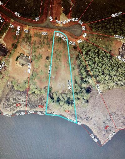 Havelock NC Residential Lots & Land For Sale: $120,000