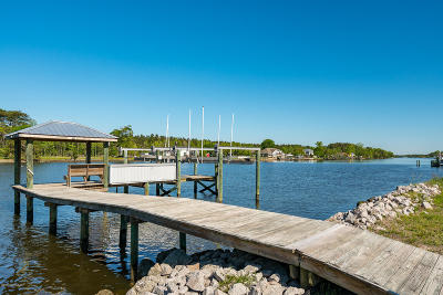 Beaufort Residential Lots & Land For Sale: 110 Waterway Drive