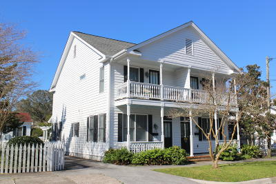 Beaufort NC Condo/Townhouse For Sale: $415,000