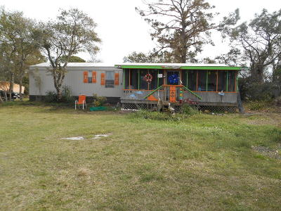 Harkers Island Manufactured Home For Sale: 404-408 Bayview
