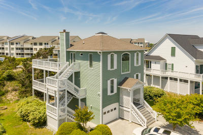 Emerald Isle Single Family Home For Sale: 104 Summer Breeze Court