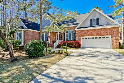 Shallotte Single Family Home Active Contingent: 125 Country Club Drive