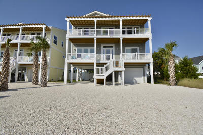 Holden Beach Single Family Home For Sale: 117 Deal Drive