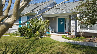Beaufort Single Family Home For Sale: 412 Meeting Street