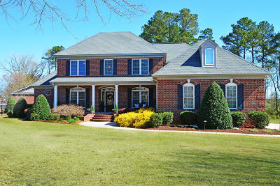Winterville Single Family Home For Sale: 4488 Galway Drive