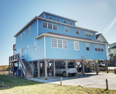 Emerald Isle Condo/Townhouse For Sale: 3315 Ocean Drive #E