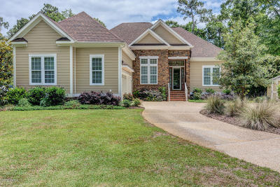 Hampstead NC Single Family Home For Sale: $398,900