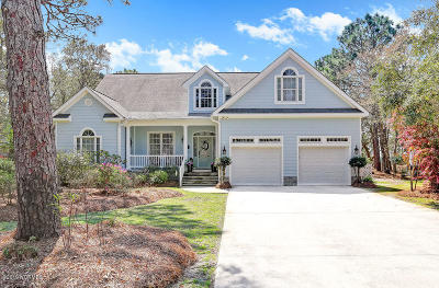 Caswell Beach Single Family Home For Sale: 205 Narcissus