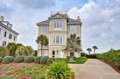 Wilmington Single Family Home For Sale: 538 Beach Road N