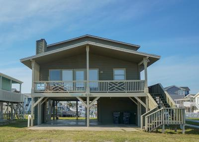 Holden Beach Island, Holden Beach Mainland Single Family Home For Sale: 418 Ocean Boulevard W