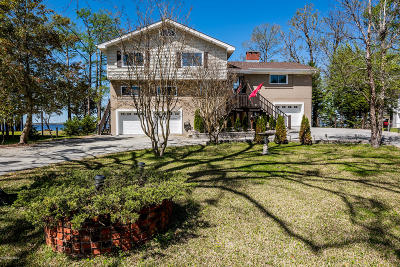 New Bern Single Family Home For Sale: 417 Riverside Drive