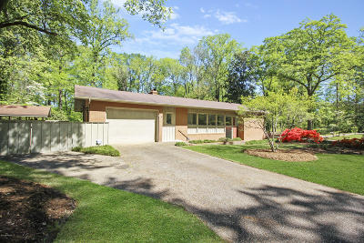 Greenville Single Family Home For Sale: 100 Pineview Drive