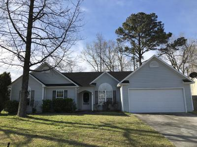 Jacksonville Single Family Home Active Contingent: 324 Spring Drive