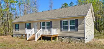 Leland Single Family Home For Sale: 92 Laura Court NE