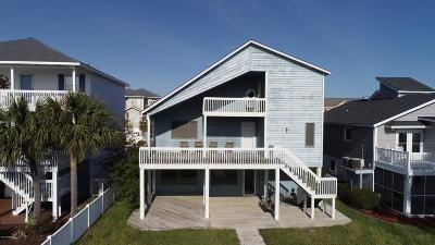 Ocean Isle Beach Single Family Home For Sale: 43 Pender Street