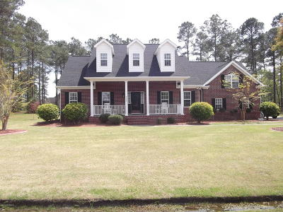 Calabash Single Family Home Pending: 375 S Middleton Drive NW