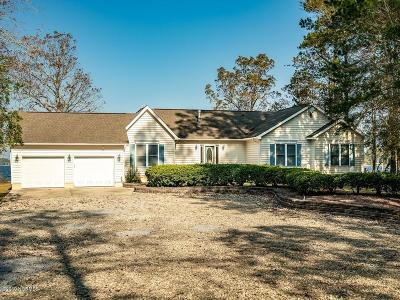 Merritt Single Family Home For Sale: 500 Bay Shores Road