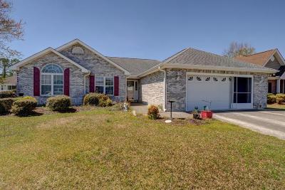 Calabash Single Family Home For Sale: 464 Hampton Street