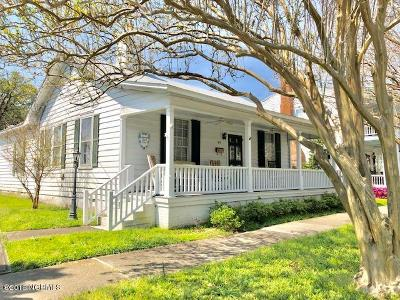 Beaufort Single Family Home For Sale: 124 Ann Street
