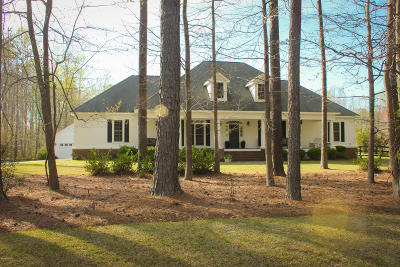 New Bern Single Family Home For Sale: 29 Gables Road