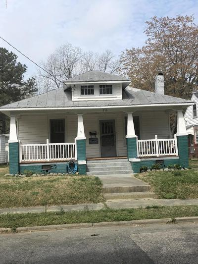 Nash County Single Family Home For Sale: 716 S Tillery Street