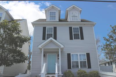 Beaufort Condo/Townhouse For Sale: 614 Cedar Street #1