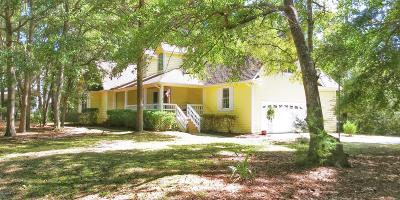 Southport Single Family Home For Sale: 667 Spartina Court